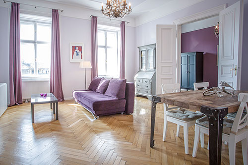 Boutique appartement