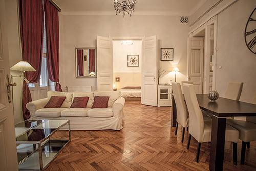Opera appartement Boedapest